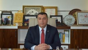 Başkan Özcan'dan Başsağlığı Mesajı