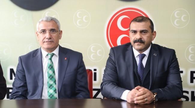 """Güder, """"MHP ile Birlikte Çözüm Üreteceğiz"""""""