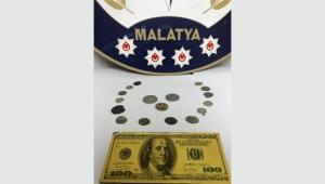 Sahte Dolar ve Sikke Ele Geçirildi