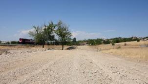 Büyükşehir Kiltepe'de Yeni Yol Açıyor