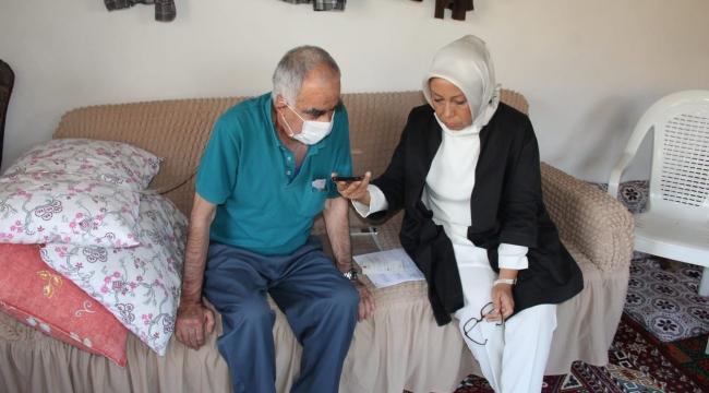 Cumhurbaşkanı Erdoğan, Şehit Ailesiyle Görüştü