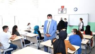 Başkan Gürkan, Üniversite Adaylarıyla Buluştu