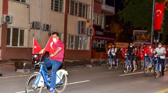 'Zabıta Ekipleri Bisikletli Denetim Yapacak'