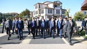Bakan Yardımcısı Demircan, Malatya'ya Geldi