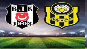 Beşiktaş 1-0 Y. Malatyaspor