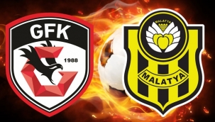 Gaziantep FK 2-2 Y. Malatyaspor