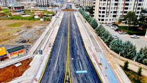 """""""Yeni Caddelerle Trafik Sorunu Kalmayacak"""""""