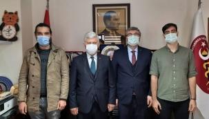 Fırat Üniversitesi Öğrenci Topluluğu'ndan Ziyaret