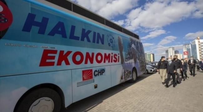 CHP Ekonomi ve Esnaf Masası Doğuya Çıkartma Yapacak
