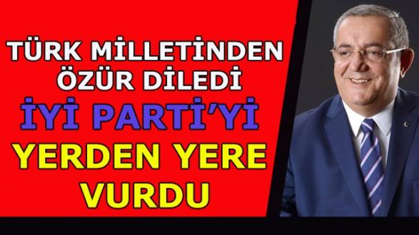 İYİ Parti'yi Yerden Yere Vurdu