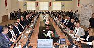 Turgut Özal Üniversitesi Geliştirme Vakfı İstişare Toplantısı Yapıldı